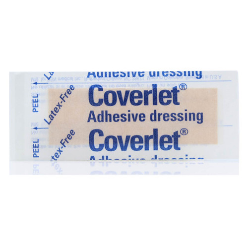 BSN 00231 Coverlet Fabric Adhesive Bandage Strips