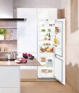 Completely Customize Your Kitchen with a Liebherr Integrated Refrigerator