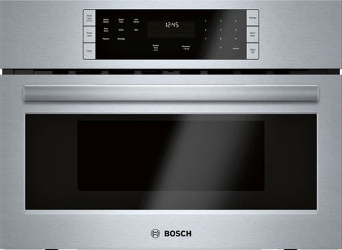 "Bosch 27"" 500 Series Built-in Microwave"