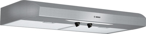 "Bosch 36"" 300 Series Under Cabinet Hood - 280 CFM"