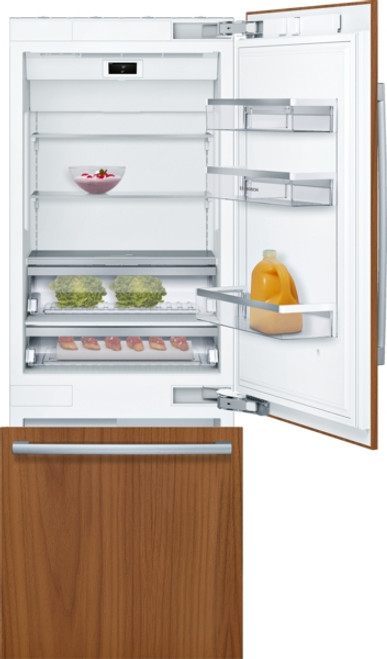 "Bosch 18""Benchmark Built-in Freezer"