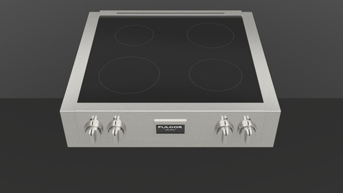 "Fulgor Milano Sofia 30"" 600 Series Professional Induction Range Top"