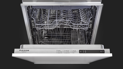 "Fulgor Milano 24"" 600 Series Dishwasher - Fully Integrated"