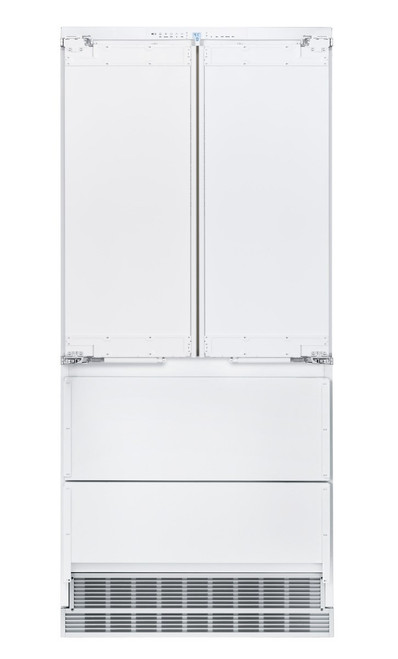 "Liebherr 36"" Fully Integrated French Door Premium Plus Fridge/Freezer w/ BioFresh"