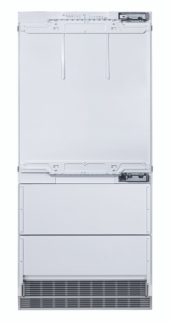 "Liebherr 36"" Fully Integrated Premium Plus Fridge/Freezer w/ BioFresh"