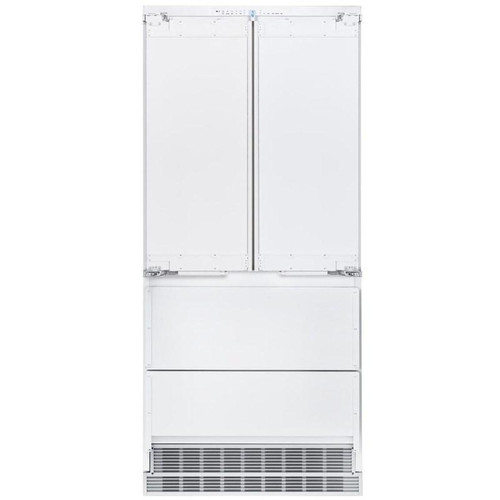 "Liebherr 36"" Fully Integrated French Door Premium Plus Fridge/Freezer"