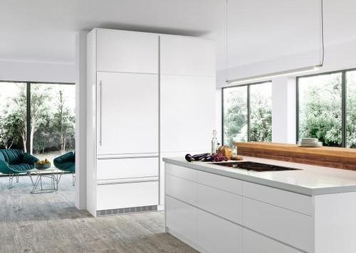 """Liebherr 36"""" Fully Integrated Premium Plus Fridge/Freezer"""