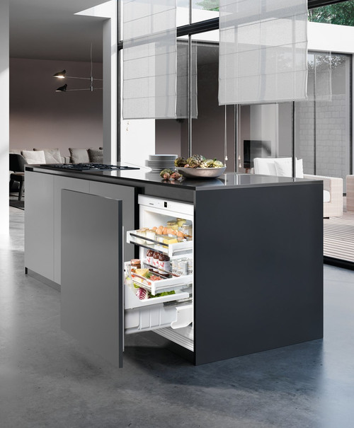 "Liebherr 24"" Integrated Under Counter Pull-Out Refrigerator"