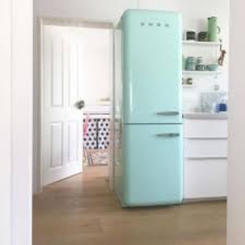 Smeg 50's Style Refrigerator / Freezer