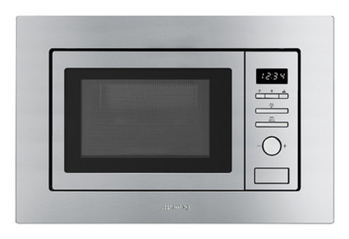 "Smeg 24"" Built-in Microwave"