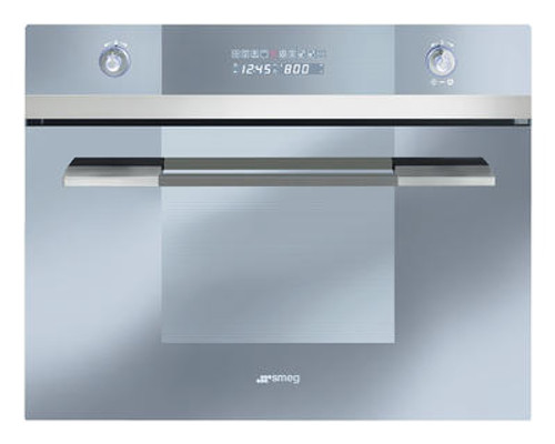 "Smeg 24"" Linea Design Built-In Speed Oven"