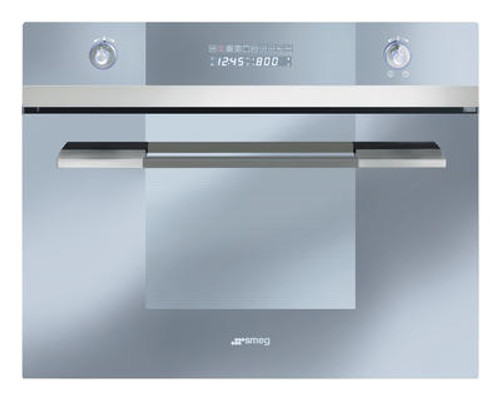 "Smeg 24"" Linea Design Built-In Combination Steam Oven"