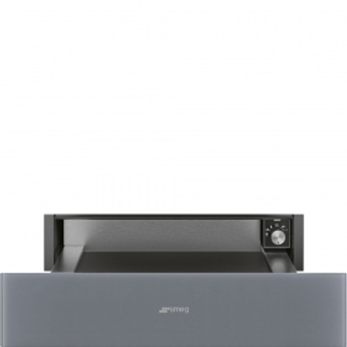 "Smeg 24"" Linea Design  Warming Drawer"