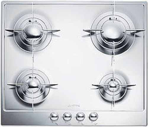 "Smeg 24"" Piano Design Gas Cooktop"