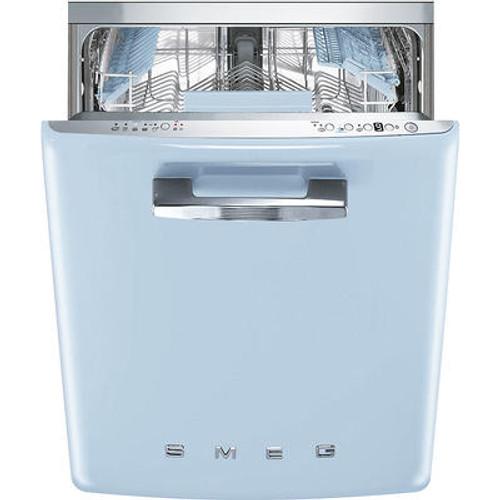 """Smeg 24"""" 50's Style Dishwasher"""