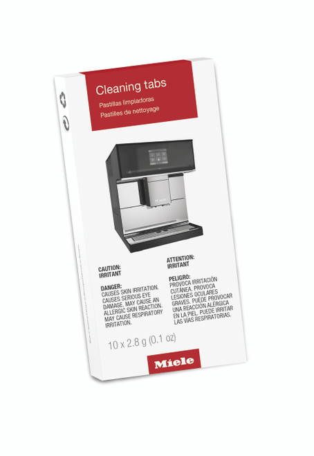 Miele Cleaning Tablets for Coffee Machine