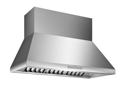 "Thermador 48"" Pro Chimney Wall Hood"