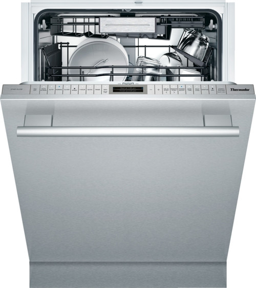 Thermador Star Sapphire Dishwasher w/ Masterpiece Handle