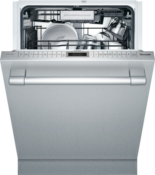 Thermador Star Sapphire Dishwasher w/ Pro Handle