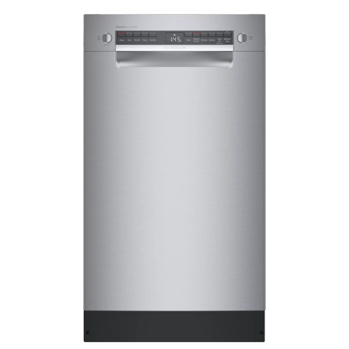 """Bosch 18"""" 300 Series Recessed Handle Dishwasher (Options Available)"""