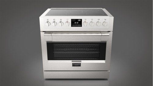 "Fulgor Milano 36"" 600 Series Induction Range"