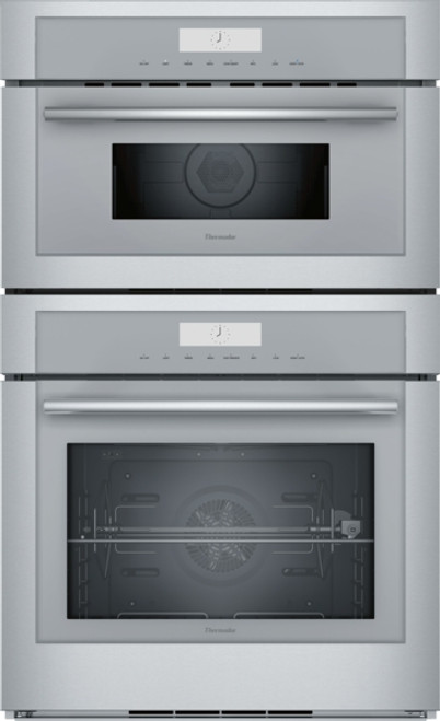 "Thermador 30"" Masterpiece Wall Oven w/ Speed Oven - Combo"