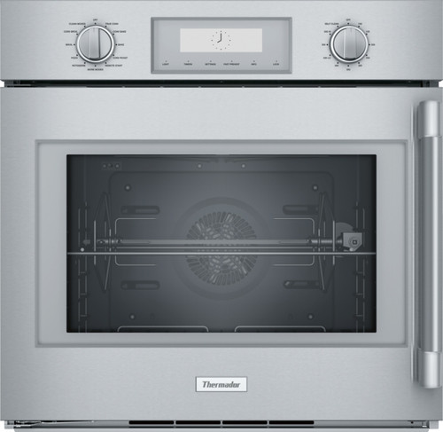 "Thermador 30"" Professional Wall Oven w/ Extras - Left Swing"