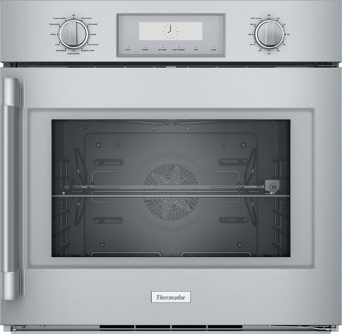 "Thermador 30"" Professional Wall Oven w/ Extras - Right Swing"