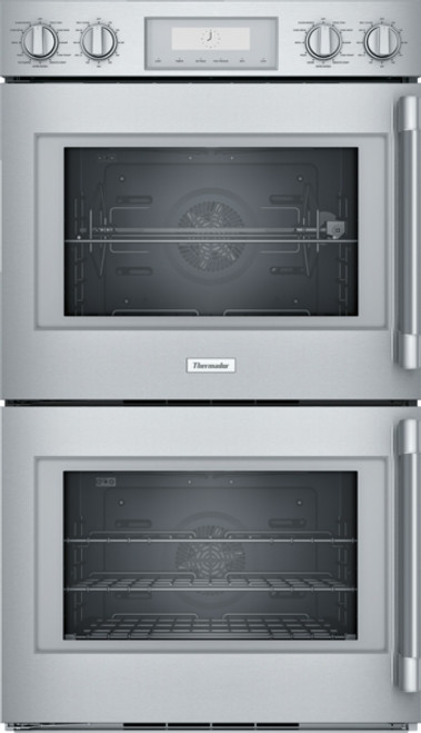 "Thermador 30"" Professional Wall Oven w/ Extras - Left Swing - Double"