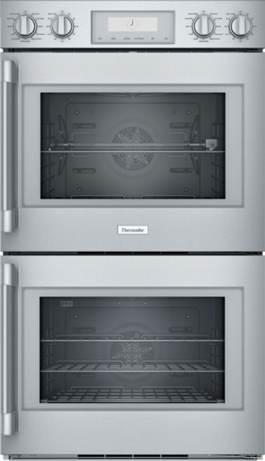 "Thermador 30"" Professional Wall Oven w/ Extras - Right Swing - Double"