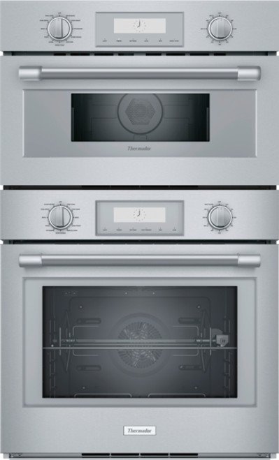 "Thermador 30"" Professional Wall Oven w/ Speed Oven - Combo"