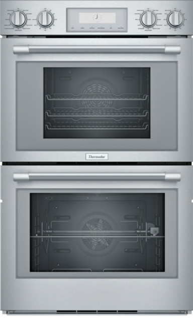 "Thermador 30"" Professional Wall Oven w/ Steam - Double"