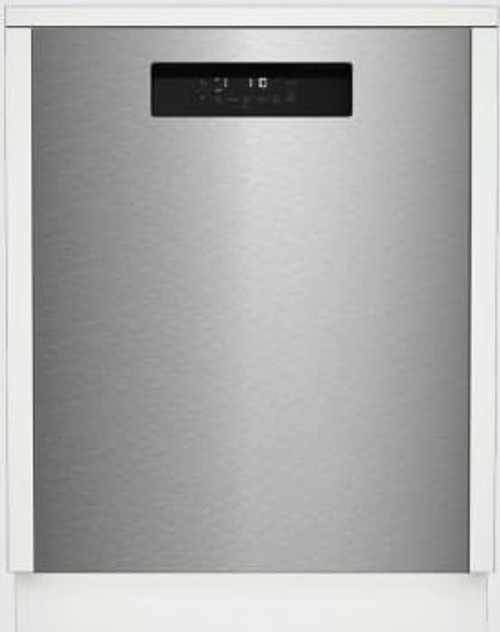 """Blomberg 24"""" Dishwasher w/ Front Control & 6 Cycles - Stainless Steel"""