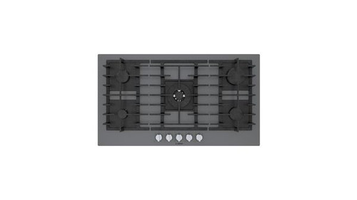 """Bosch 36"""" Benchmark Series Tempered Glass Gas Cooktop w/ FlameSelect"""