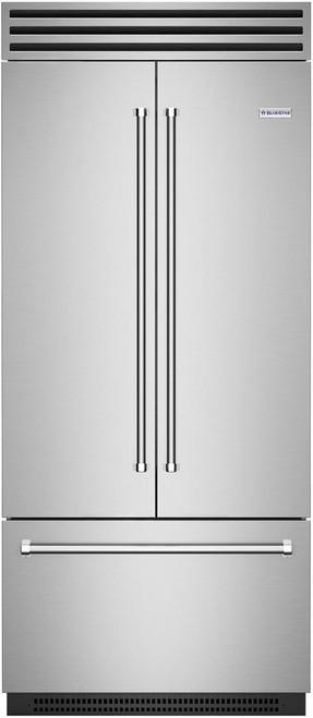 """BlueStar 36"""" Built-In French Door Refrigerator"""