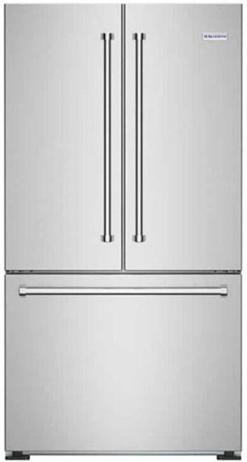 "BlueStar 36"" Freestanding French Door Refrigerator"