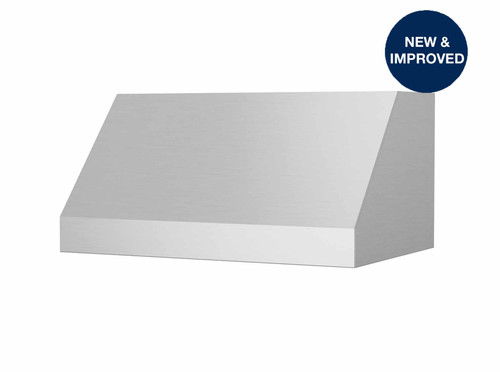 BlueStar Designer Series - Incline Wall Hood