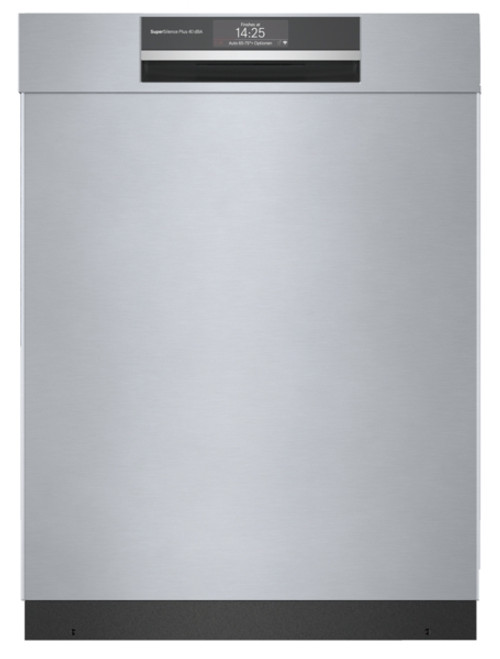 Bosch Benchmark Series Recessed Handle Dishwasher w/ CrystalDry