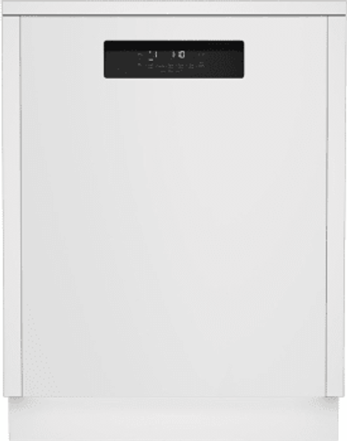 "Blomberg 24"" Dishwasher w/ Front Control & 6 Cycles - White"