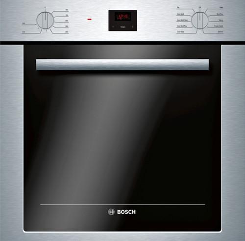 "Bosch 24"" 500 Series Single Wall Oven w/ Knob Control"