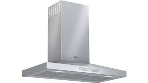 "Bosch 36"" 500 Series Pyramid Chimney Wall Hood"