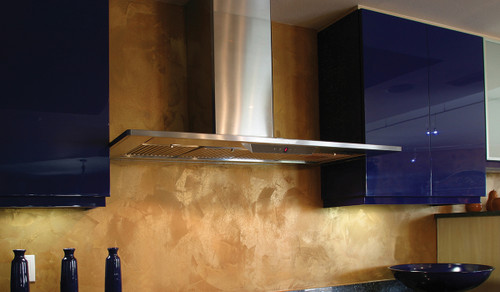 "Faber Diamante 36"" Wall Hood"