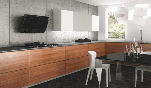 """Faber Cocktail 36"""" Wall Hood"""