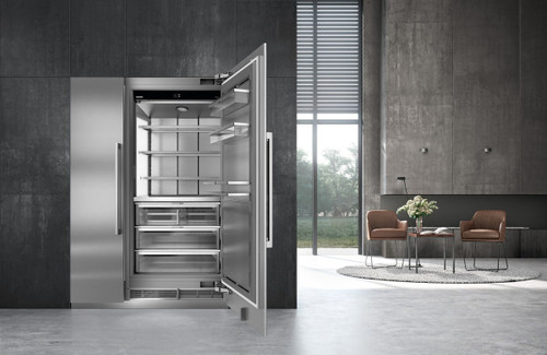 "Liebherr Monolith 18"" Fully Integrated Freezer"