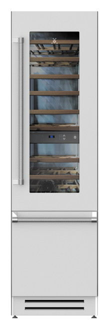 "Hestan 24"" Refrigerator with Wine"