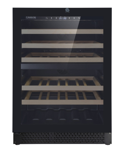 "Cavavin 24"" Dual Zone Wine Cellar - Push-To-Open"