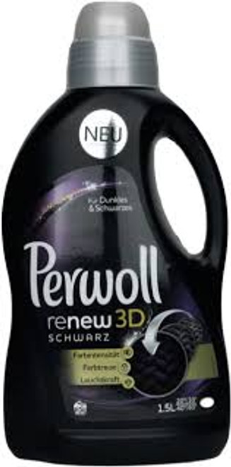 Perwoll Liquid Detergent For Darks & Blacks