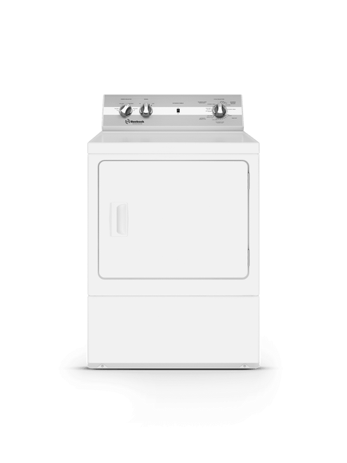Huebsch Classic Rear Control Electric Dryer