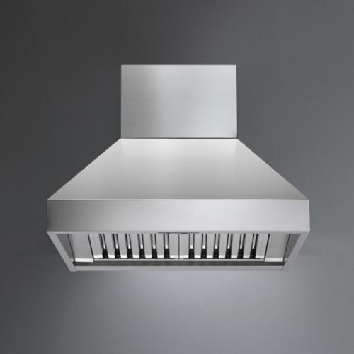 """Falmec Zeus Pyramid 30"""" Pro Wall Hood - 600 CFM"""