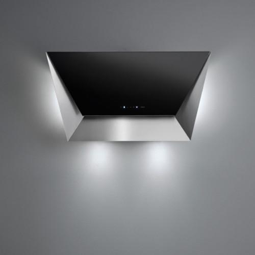 "Falmec Prisma 34"" Designer Wall Hood"